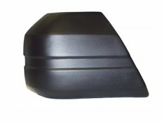 BUMPER END CAP, CHEROKEE XJ, 1984-96 FRONT, DRIVER SIDE