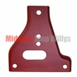 Bumper Gusset, Passenger Side Lower, Fits 1941-1945 Willys Jeep MB, Ford GPW