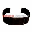 Reproduction Rear Bumperette for 1941-1966 Willys Jeep MB, M38 and M38A1 Models