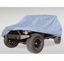 Car Cover, 07-17 Jeep 2-Door Wrangler by Rugged Ridge