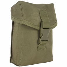 Cargo Seat Cover Coyote Tan Molle Modular Field Essentials Pouch