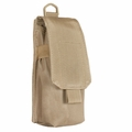 Cargo Seat Cover Coyote Tan Universal Molle Tourniquet Pouch with Elasticized sides