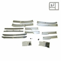 Fender Flare Retainer Kit 1984-1996 Jeep Cherokee XJ, Retainers and Hardware
