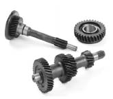 Cluster gear kit for Peugeot transmissions, Cluster gear, 1st gear 32T, and Input gear