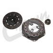 Clutch Disc and Cover Kit, fits 1972-1975 Jeep CJ with 3.8L, 4.2L or 5.0L Engine, 10-1/2″ Clutch