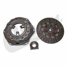 Clutch Disc and Cover Kit, fits 1976-1979 Jeep CJ5, CJ7 with 5.0L AMC 304 Engine