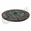 Replacement Clutch Disc, fits 1983-1990 Jeep CJ, Wrangler, Cherokee with 2.5L 150 CI AMC Engine