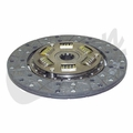 Replacement Clutch Disc, fits 1980-1983 Jeep CJ5, CJ7 with 2.5L S4-151 CI GM Engine