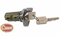 Coded Ignition Cylinder, fits 1985-86 Jeep CJ, 1987-90 Wrangler YJ, 1985-91 Jeep SJ & J-Series, 1984-90 Cherokee XJ