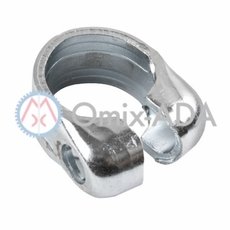 Clamp Lower Power Steering Shaft Coupler, fits 1972-1986 Jeep CJ Models