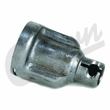 Steering Shaft Coupling, fits 1976-1986 Jeep CJ5, CJ7, CJ8 Models with Power Steering