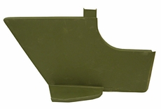 Cowl Side Panel, Left, 1950-1952 M38, With Step