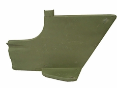 Cowl Side Panel, Right, 1950-1952 M38, With Step