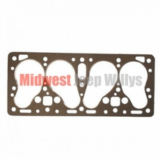 Cylinder Head Gasket for Willys Jeep 4-134 CI F-Head Engines, 1952-1971 Models