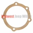 Dana Spicer 18 Transfer Case Rear PTO Output Cover Gasket, Fits 1941-71 Jeep & Willys