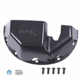 Differential Skid Plate with Jeep Logo fits Dana 35, Mopar Licenced Part