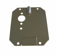 Dimmer Switch Mounting Plate for M151, M151A1 and M151A2, 7345210