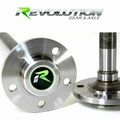Discovery Series D44 Disk Brake 4340 Chrom-Moly Rear Axle Kit, 87-06 TJ /LJ/YJ /XJ, 33Spl upgrade (No Locker)