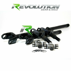 Discovery Series Front Axle Kit for Jeep JK Rubicon D44 Front W/5-7166X U/joints
