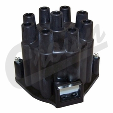 Distributor Cap for 1965-1974 Jeep CJ, Commando, Jeep SJ & J-Series with 8 Cyl. Engine