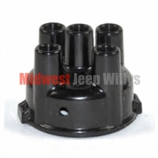 Distributor Cap for IGW Distributor, Fits Willys Jeep MA, MB, GPW, CJ2A