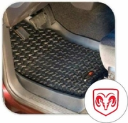 Dodge Trucks - Rugged Ridge All Terrain Floor Liners