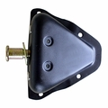 Door Latch Pin and Bracket, Right Side, 81-95 Jeep CJ and Wrangler by Omix-ADA