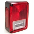 Driver Side Rear Tail Light, 2007-12 Jeep Wrangler JK & Wrangler Unlimited JK