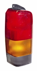 Driver Side Tail Lamp Assembly, fits 1997-01 Jeep Cherokee XJ