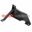 Drivers Side Oil Bath Air Cleaner Support Bracket Fits MB, GPW, CJ2A, CJ3A