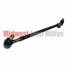 Drivers Side Steering Tie Rod Assembly, Fits 1945-1971 CJ2A, CJ3A, CJ3B, DJ3A, CJ5, CJ6