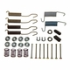 "Drum Brake Hardware Kit, for Driver or Passenger Sides, Fits 1972-78 Jeep CJ with 11"" Brakes. Each"