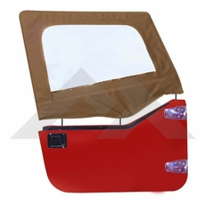 RT Off-Road Spice Upper Door Skins for 1987-1995 Jeep Wrangler YJ