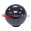 Dual Shift Lever Knob, fits 1941-71 Jeep & Willys with Dana Spicer 18 Transfer Case