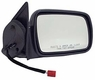 Electric Mirror, Right Jeep Grand Cherokee (1993-1995); Right side; Black; Non-Heated.