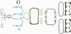 Engine Gasket Set, Upper and Lower Engine Gaskets, V6 225 Engine, 1966-71 Jeep CJ5, CJ6 and Jeepster (FS8723PT7)
