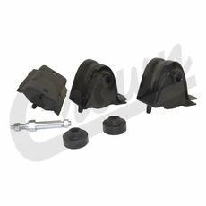 Engine Mount Kit for 1987-1995 Jeep Wrangler YJ with 4.2L or 4.0L Engine