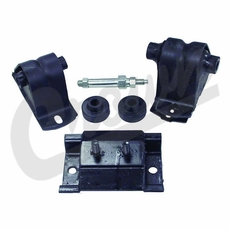 Engine Mount Kit for 1991-1995 Jeep Wrangler YJ Models with 2.5L 4 Cyl. Engine