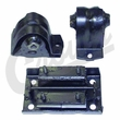 Engine Mount Kit for 1997-2006 Jeep Wrangler TJ Models with 4.0L Engine