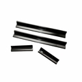 ( 1121611 ) Door Entry Guard Set, Black, 07-17 Jeep Wrangler Unlimited by Rugged Ridge