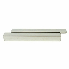 Door Entry Guards, Stainless Steel, 55-83 Jeep CJ Models by Rugged Ridge
