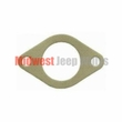 Exhaust Flange Gasket for 1941-1971 Willys Jeep L-134 & F-134 CI Jeep Engines