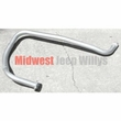 Reproduction Exhaust Pipe for 1941-1945 Willys Jeep MB and Ford GPW�Models