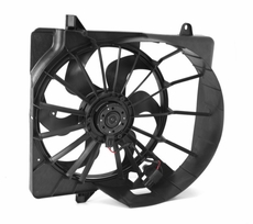 Fan Assembly, 3.7L, 08-10 Jeep Liberty  by Omix-ADA