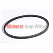 Fan Belt, Wide Groove, fits all L-134 & F-134 4 Cylinder Engines from 1941-71