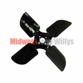 Fan Blade for 1941-1971 Jeep & Willys Vehicles with L-134 & F-134 4 Cylinder Engines