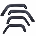 4-Piece Fender Flare Kit, 07-17 Jeep Wrangler by Rugged Ridge