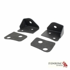 Fishbone Offroad Windshield Light Bracket, Fits 2007 to 2017 JK Wrangler, Rubicon and Unlimited
