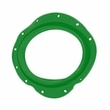 Front Axle Dust Boot without Zipper, Green Silicone, fits 5 Ton Military Trucks M54, M809, and M939 Series, 8758273SG