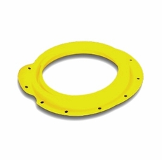 Front Axle Dust Boot without Zipper, Yellow Silicone, fits 5 Ton Military Trucks M54, M809, and M939 Series, 8758273SY